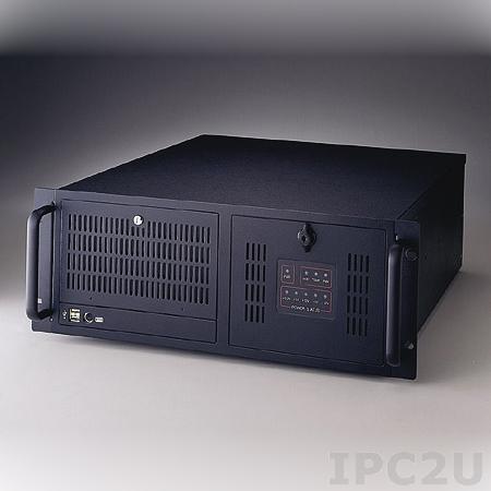 """ACP-4000BP-00CE 19"""" корпус 4U без пассивной объединительной платы, без источника питания, с функцией SMART Control"""