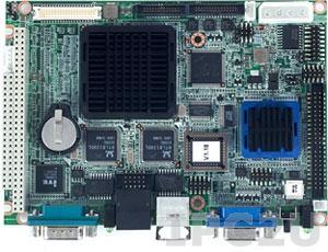 """PCM-9375E-J0A1E Процессорная плата формата 3.5"""" с AMD LX800 500МГц, VGA, LVDS, 4xCOM, 2xLAN, 4xUSB"""