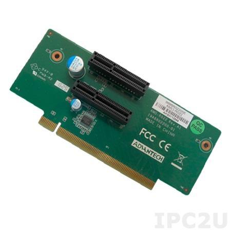 AMO-R022E Плата расширения PCI в PCI*2, 3/5/12В