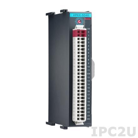 APAX-5046-AE Модуль вывода, 24 каналов дискретного вывода