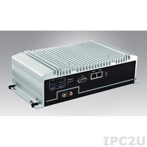 ARK-RI2150L-UFAN0E Компактный компьютер с Intel Core i7 3517UE 1.7ГГц, 4Гб DDR3, VGA, HDMI, DP, 2xGbE, 2xCOM, 4xUSB, 2xMiniPCIe
