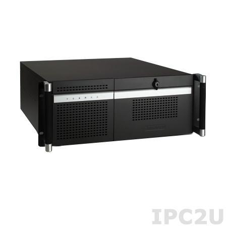 "ACP-4010MB-00BE 4U корпус для пром ПК, для ATX плат, отсеки 2x5,25"", 2x3,5"",Smart Control Fan, без БП ATХ"