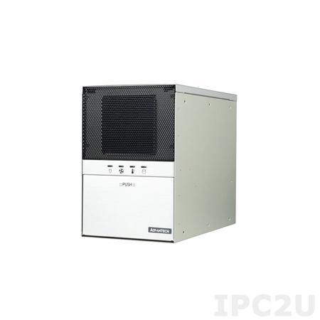 """IPC-3026BP-15ZE Монтируемый на стену корпус для пассивных плат PICMG 1.0/PICMG 1.3, отсек 1x3.5"""" внутренний, 6 слотов раширения, с источником питания 150Вт"""
