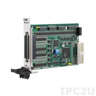 MIC-3756/3-AE Многофункциональная плата 3U cPCI, 32DI/32DO с изоляцией
