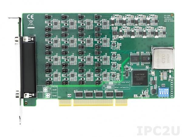 PCI-1724U-BE Плата вывода Universal PCI, 32AO