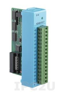 ADAM-E5017-AE 8-канальный модуль аналогового ввода, EtherCAT