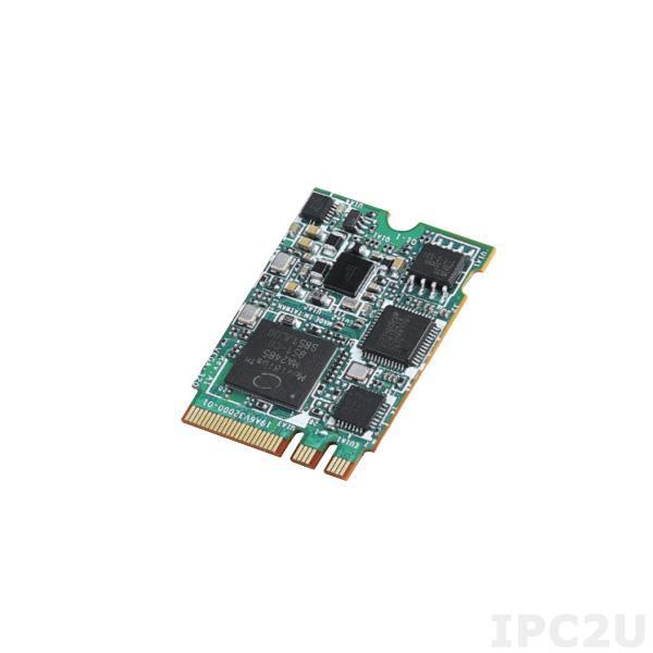 VEGA-320-01A1 Процессорная плата для увеличения производительности систем машинного зрения с 1xIntel Movidius Myriad X MA2485 VPU, M.2 2230, совместимость с Windows 10 x64, Ubuntu 16.04, CentOS 7.4, OpenVINO R2 2019, размеры 22x30x3.63mm, мощность 3.8Вт -20~60C
