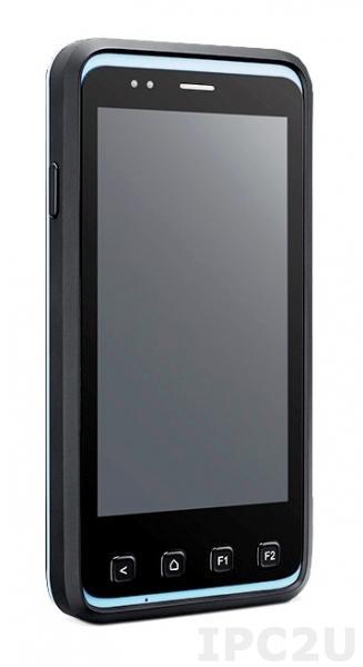 "PWS-470-C10E Защищенный КПК с диагональю 5"" TFT LCD LED, Cortex A7 1.2ГГц, емкостный сенсорный экран, 1Гб RAM, 8Гб Flash, 1xMicro SUB, 1xMicroSD, WLAN, Bluetooth, GPS, WWAN, RFID,1D/2D cчитыватель штриз кода, камера 8МП, аккумулятор, ОС Android 4.2.2, IP65"