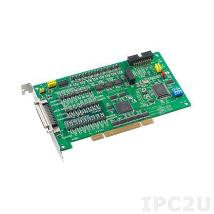 PCI-1220U-AE Universal PCI адаптер управления сервоприводом и шаговыми двигателями, 2 канала