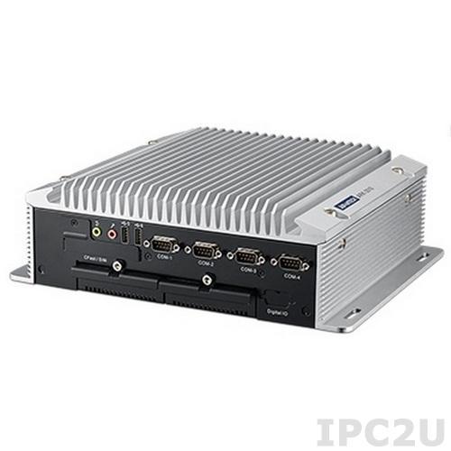 """ARK-3510L-00A1E Встраиваемый компьютер, Intel Core i3/i5/i7,DVI-I, HDMI, DP, 2xGbE LAN, 4xCOM, 6xUSB, DIO (опционально), CFast, отсеки 2.5"""""""" HDD, 2xMini-PCIe"""