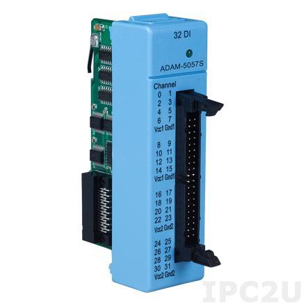ADAM-5057S-AE Модуль вывода, 32 каналов дискретного вывода