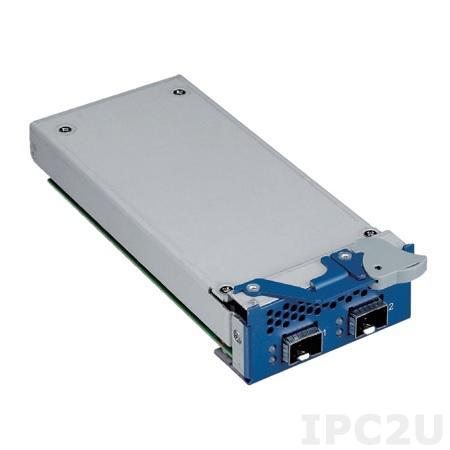 NMC-1004-10E Коммуникационный модуль 2 порта 10GbE SFP+