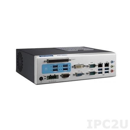"""AIIS-3400U-00A1E Компактный компьютер с сокетом LGA1151 для Intel 6th gen. Core i, чипсет Intel H110, DDR4, VGA, DVI-D, 2xGB LAN, 2xCOM, 4xUSB 3.0, CFast, отсек 1xSATA 2.5"""", 4DI/4DO"""