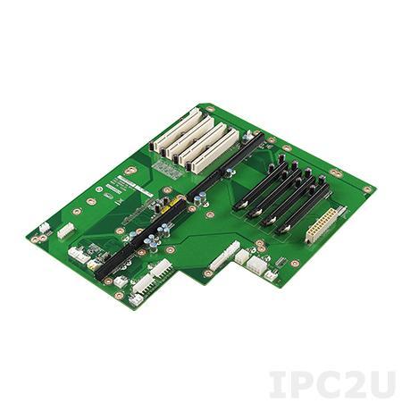 PCE-7B09R-04A1E Объединительная плата PICMG 1.3 14 слотов, 1xPICMG 1.3, 1xPCI Express x8, 3xPCI Express x4, 4xPCI