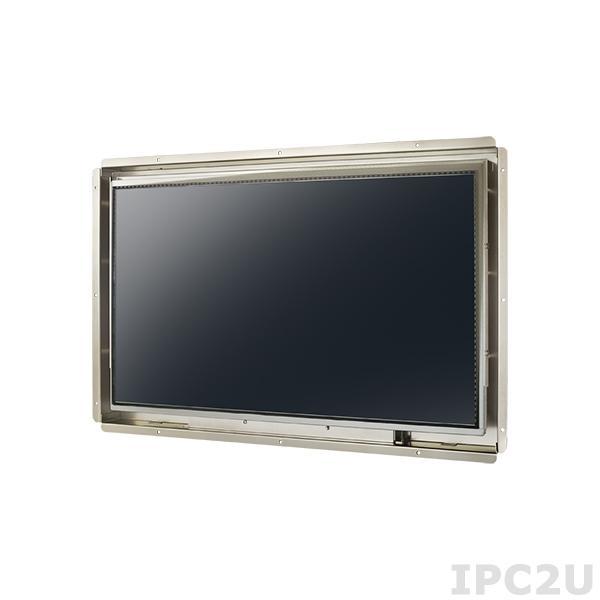 """IDS-3118WR-30HDA1E 18.5"""" HD LCD 1366x768 бескорпусной монитор, 300 нит, резистивный сенсорный экран, VGA, DVI, HDMI, питание 12В DC"""