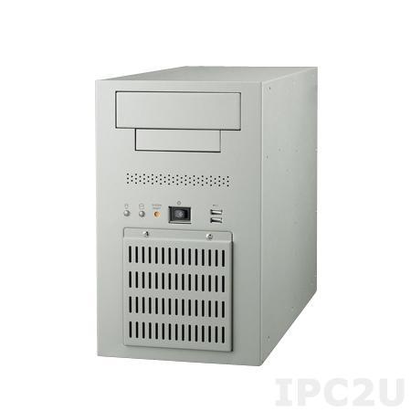 "IPC-7132MB-00XE Монтируемый на стену корпус для плат формата ATX/mATX, отсеки 1x5.25""/3x3.5"", без источника питания"