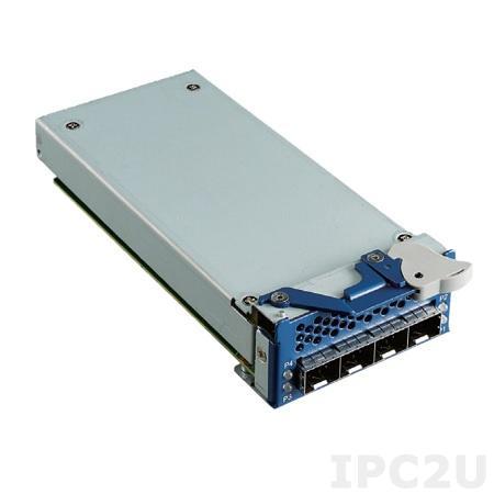 NMC-4005-000010E Коммуникационный модуль 4 порта 10GbE SFP+, PCIe x8