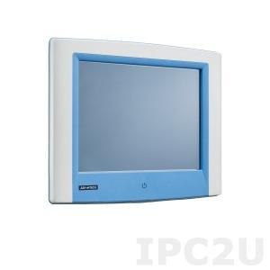 "POC-128-C11D-ATE Безвентиляторная медицинская рабочая станция 12,1"" TFT LCD, емкостный сенсорный экран,Intel Celeron J1900, DDR3L-1600 8Гб, 1x2.5"" SATA, 1xHDMI, 2xCOM, 5xUSB, 1xLAN, 1xPCIe, Аудио, Bluetooth"