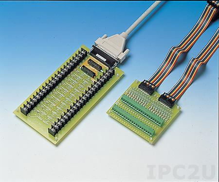 PCLD-780-BE 40-Канальная выносная плата, 2 x IDC-20