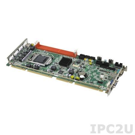 PCE-5026VG-00A1E Процессорная плата PICMG 1.3, разъем LGA1155 для Intel Core i7/i5/i3/Pentium/Celeron, Intel H61/DDR3/GB LAN/2xCOM/10xUSB/4xSATA