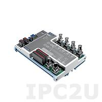 USB-5801-AE Модуль ввода-вывода USB 3.0, 4AI 24-bit, 2AO 24-bit, 4DI, 4DO с изоляцией