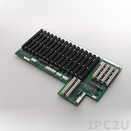 PCA-6120P4-0B2E Объединительная плата PICMG 20 слотов с 2xPICMG/14xISA/4xPCI