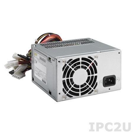 PS8-300ATX-ZBE Источник питания PS/2 ATX переменного тока 300Вт, RoHS