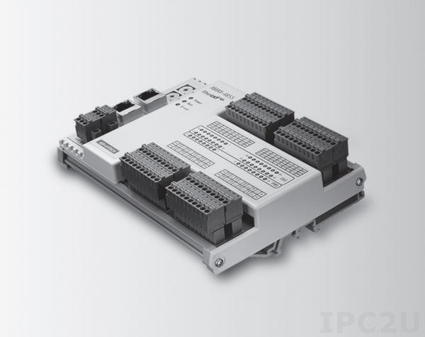 AMAX-4855-AE Модуль ввода-вывода Ethercat, 32 канала дискретного ввода, 16 каналов PhotoMOS, изоляция 2500В