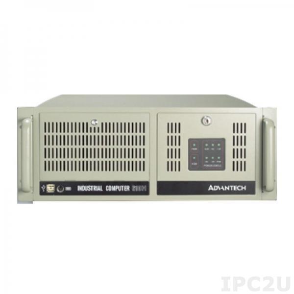 """IPC-610BP-00FEE 19"""" корпус 4U, отсеки 3x5.25"""", 2x3.5"""", 14 слотов расширения, без источника питания, без объединительной платы"""