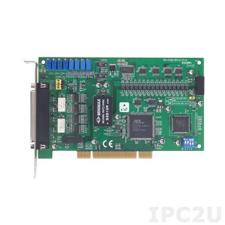 PCI-1720U-BE Плата вывода Universal PCI, 4AO