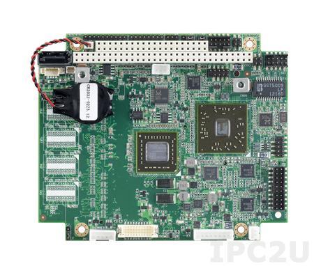 PCM-3356F-M0A2E PC/104 процессорная плата с AMD T16R 615МГц, DDR3 RAM, VGA/LVDS, 2xGB LAN, 3xCOM, 4xUSB