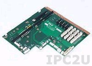 PCE-5B10-04A1E Объединительная плата PICMG 1.3, 10 слотов, 1xPICMG 1.3, 4xPCI, 1xPCIe x16, 4xPCIe x1