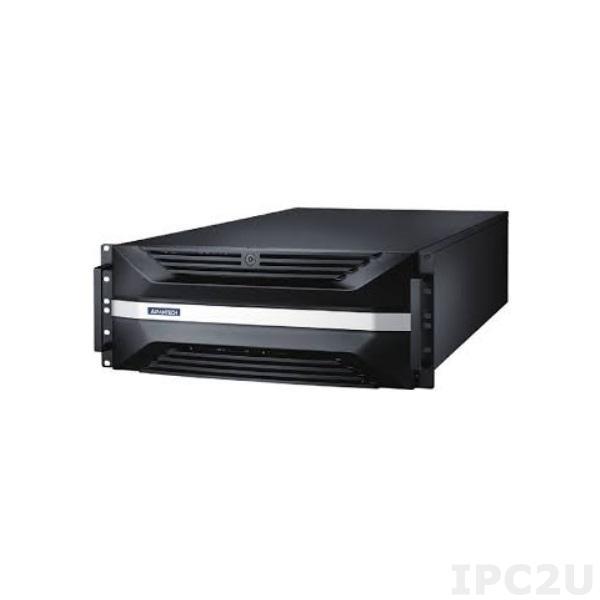 "SKY-6400-R20A1 Высокопроизводительный 4U cервер, 2xсокета LGA3647-P0 с поддержкой Xeon Scalable, до 1536 Гб DDR4 2666 МГц ECC-REG DIMM, VGA, 2x 2.5"" HDD, 8x 3.5"" Hot-Swap HDD, 2x GbE LAN, 6xUSB, 4xPCIe x16, PCIe x8, 4xPCIe x4, источник питания 2000 Вт"