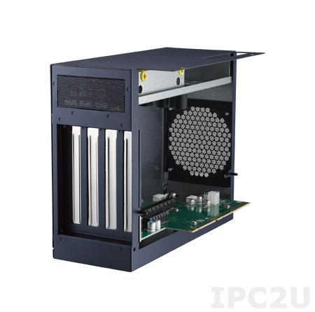 MIC-75M40-00A1E 4-слотовый модуль расширения для компактных компьютеров серии MIC-7, 1xPCIe x8, 3xPCIe x4