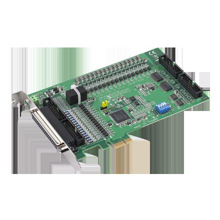 PCIE-1730H-AE Плата ввода-вывода PCI Express, 32DI, 32DO, с цифровым фильтром и функцией прерывания