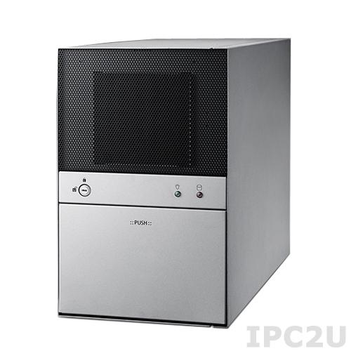 """IPC-7130L-00XE Монтируемый на стену/стол корпус для материнской платы ATX/MicroATX, отсеки 1x5.25""""/2x3.5"""" внешние/1x3.5"""" внутренний, без источник питания"""