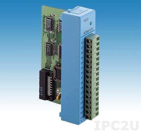 ADAM-5051-AE Модуль ввода, 16 каналов дискретного ввода