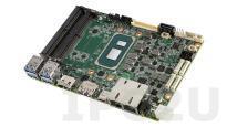 "MIO-5375C7-Q4A1 Процессорная плата формата 3.5"" Intel Core i7-1185G7E, DDR4, LVDS/HDMI/DP/eDP, 2xGbE LAN, 4xCOM, 4xUSB 3.2, USB Type C, CAN, M.2 E-Key/B-Key/M-Key, MIOe, 12-24VDC-in"