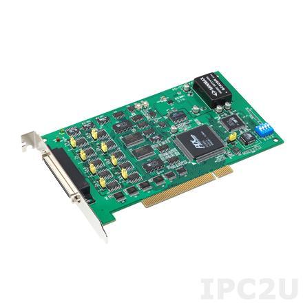 PCI-1723-BE Плата ввода-вывода PCI, 8AO, 16DIO