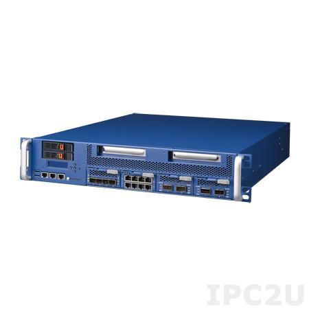 "FWA-6520-03E Сервер сетевой безопасности 2U, поддержка 2xIntel Xeon E5-2600 v3, чипсет Intel C612, до 512Гб DDR4 DIMM, 2xLAN, до 8xNMC, 2x2.5"" SATA HDD/SSD с горячей заменой, 2 x PCIe x16, источник питания 820Вт (1+1 резервированный)"