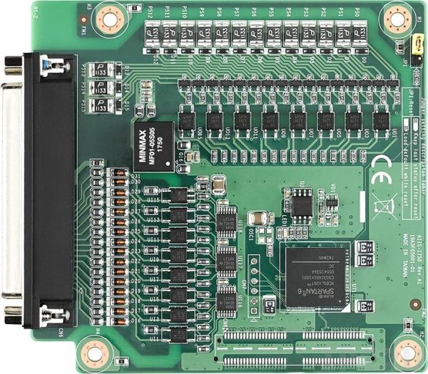 AIIS-1750-AE 32-канальная плата дискретного ввода-вывода, 16DI/16DO