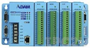 ADAM-5510/TCP-BE PC-совместимый промышленный контроллер с 16-разрядным CPU, 1,5Mб Flash, 640кб SRAM, 1xRS232, 1xRS485, 2xRS-232/485, Ethernet ROM DOS, 4 слота расширения