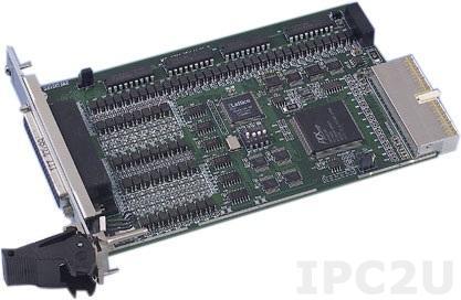 MIC-3753/3-A1E Многофункциональная плата 3U cPCI, 72-bit DI/O