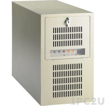 "IPC-7220-00BE Монтируемый на стену корпус для материнской платы ATX, отсеки 2x5.25""/1x3.5"" FDD/1x3.5"" HDD, без источника питания"