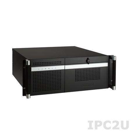 """ACP-4320BP-00BE 19"""" корпус 4U для пассивной платы, отсеки 2xSAS/SATA HDD, без источника питания"""