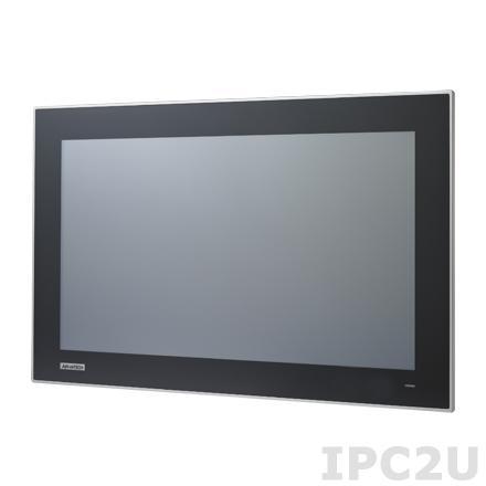"""FPM-7211W-P3AE Промышленный 21,5"""" Full HD TFT LCD LED монитор, 1980x1080, яркость 300 нит, емкостный сенсорный экран (RS-232 & USB), VGA, DVI-D, адаптeр питания 100-240В AC DC 57Вт"""