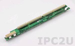 PCE-5B03V-01A1E Объединительная плата PICMG 1.3 3 слота, 1xPICMG 1.3, 1xPCI Express x 16, 1xPCI