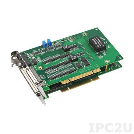PCI-1265-AE Universal PCI адаптер управления шаговыми двигателями на основе DSP, 6 канала