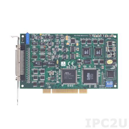 PCI-1742U-AE Плата ввода-вывода Universal PCI, 16SE/8D AI, 2AO, 16DI, 16DO