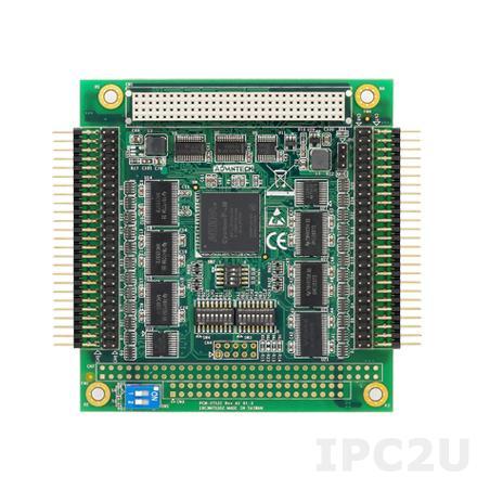 PCM-3753I-AE PCI-104 адаптер 96 каналов дискретного ввода/вывода